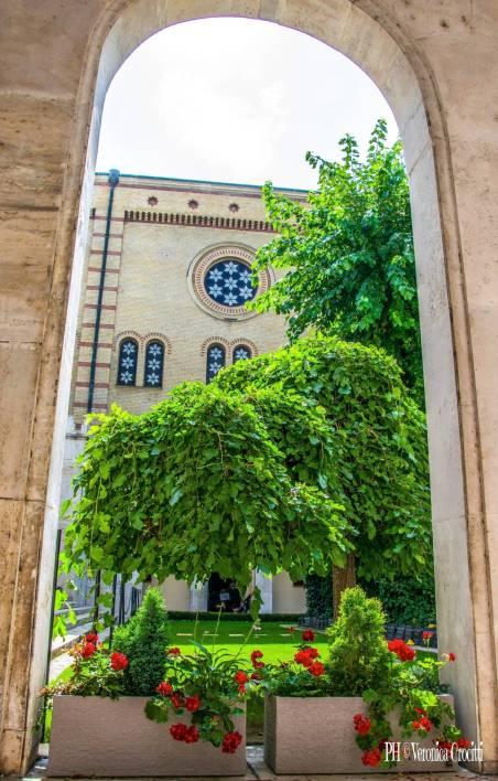 Cimitero Ebraico, Sinagoga Grande - Budapest, Ungheria (Europa)
