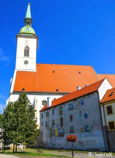 Duomo di San Martino - Bratislava, Slovacchia (Europa)