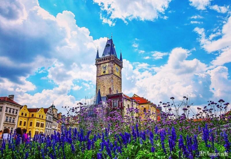 Torre dell'Orologio - Praga, Repubblica Ceca (Europa)
