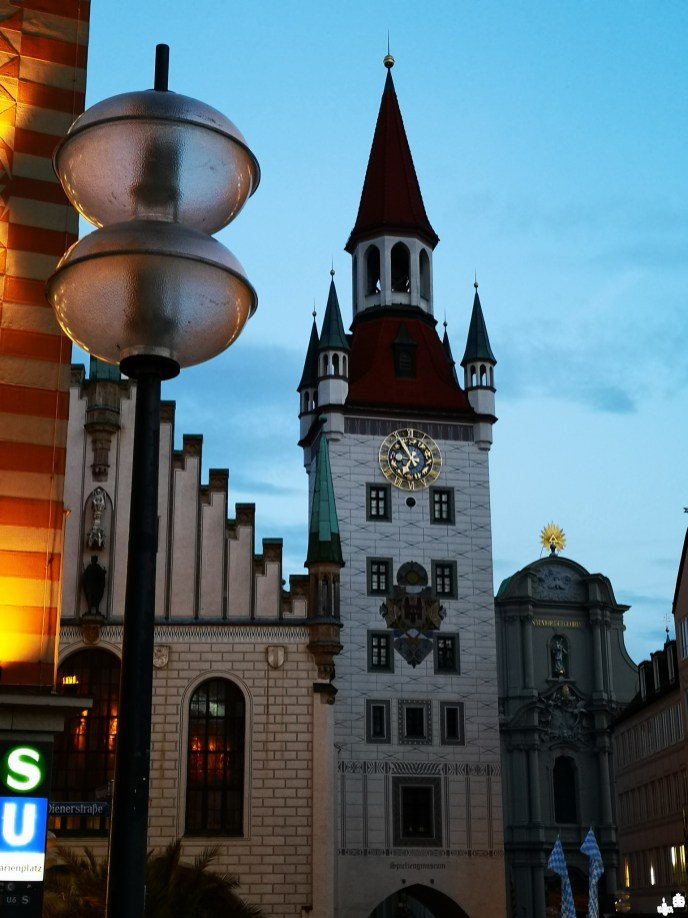 Altes Rathaus - Monaco di Baviera (Germania)