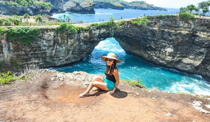 Broken Beach, Nusa Penida - Indonesia