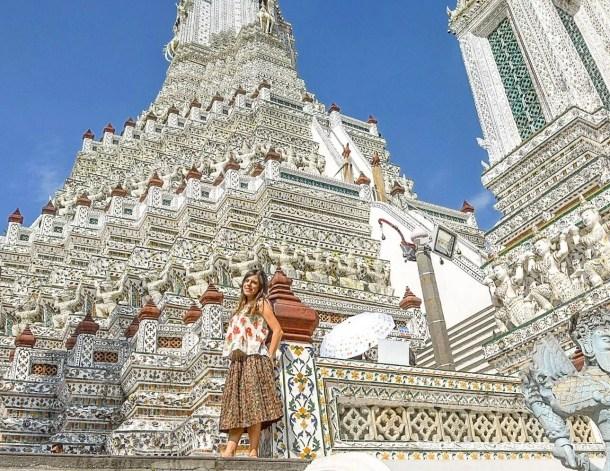 Wat Arun Ratchawararam - Bangkok, Thailandia