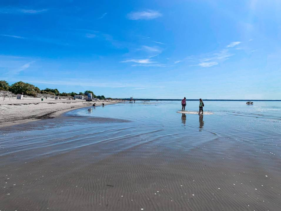Parnu Beach - Estonia