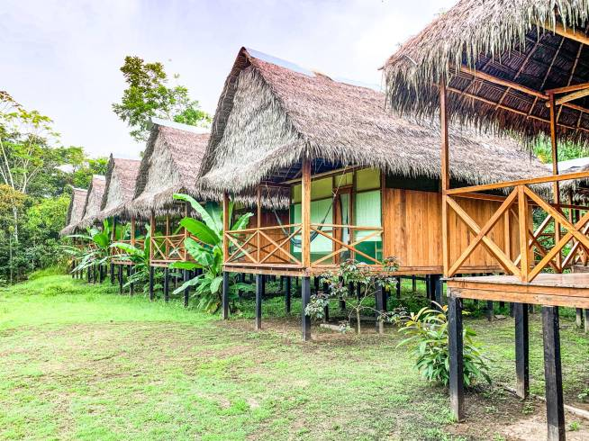 Grand Amazon Lodge - Foresta Amazzonica, Iquitos - Perù
