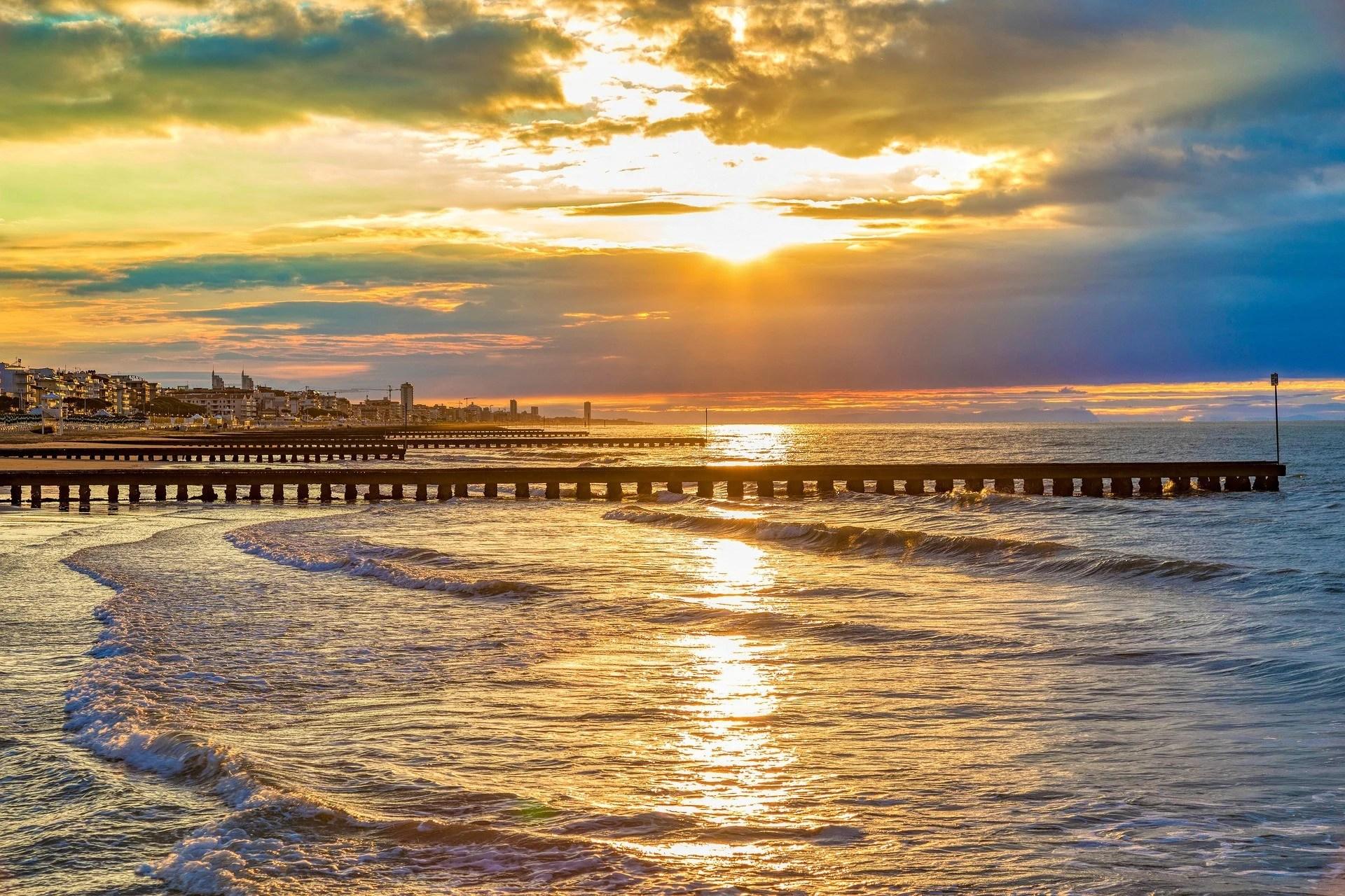 Mini guida sul Lido di Jesolo: attrazioni, spiagge e hotel - Venezia