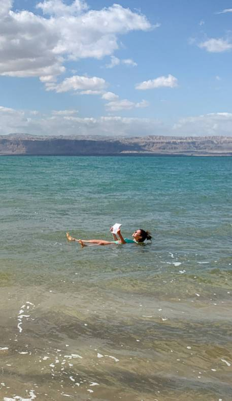 Mar Morto, Dead Sea - Giordania