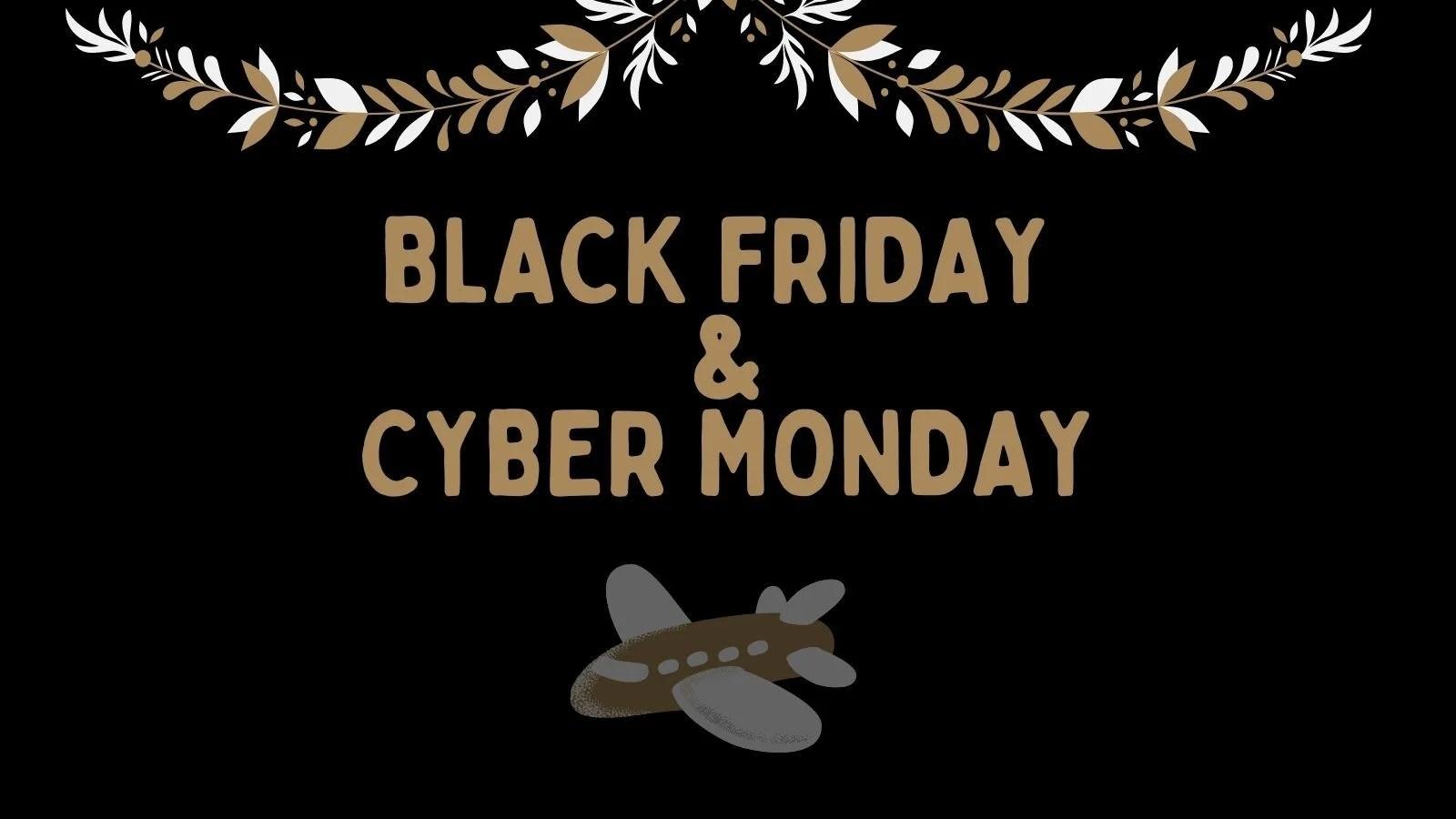 Black Friday e Cyber Monday: acquisti online
