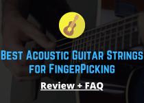 best acoustic guitar strings for fingerpicking