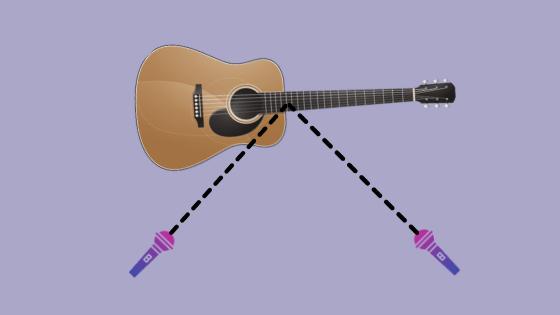 wide-space recording technique