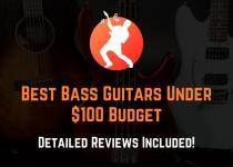 best bass guitars under 100 dollars