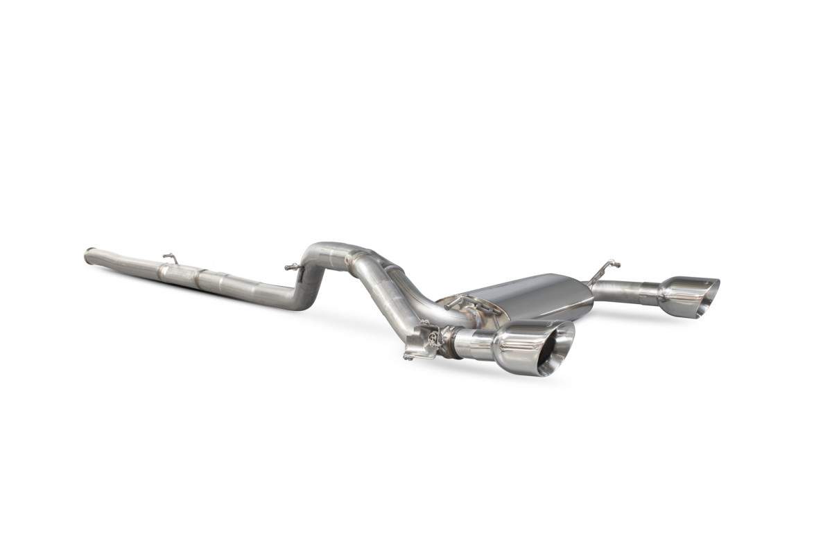ford focus rs mk3 exhausts focus rs