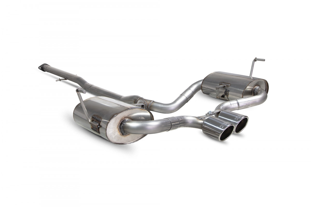 mini cooper s r53 exhausts cooper s