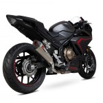 Honda Cbr 500 R 19 Current Exhausts Cbr 500 R 19 Current Performance Exhausts Scorpion Exhausts