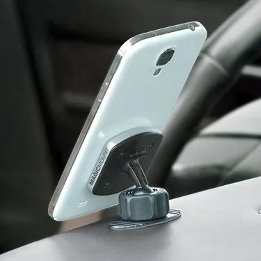 Fiat 500 Cell Phone Holder Universal Magnetic Car Cd Slot Mount