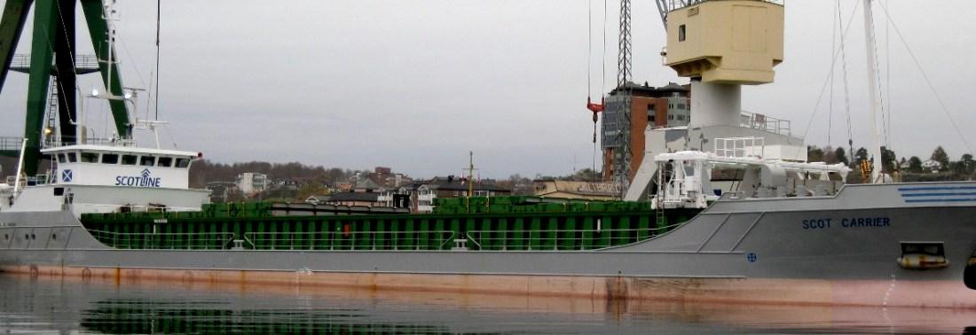 scot carrier fleet list