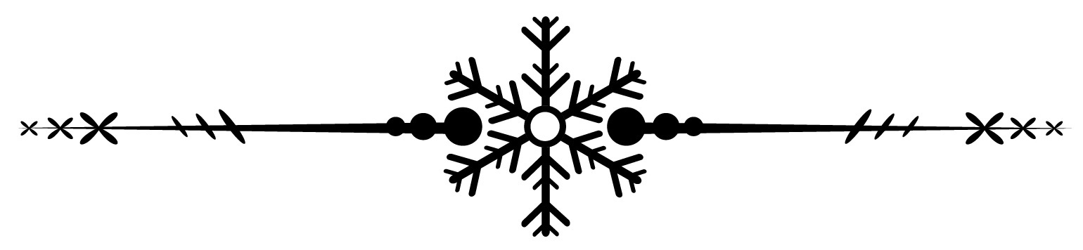 Transparent Tumblr Dividers Snowflake Creativehobbystore