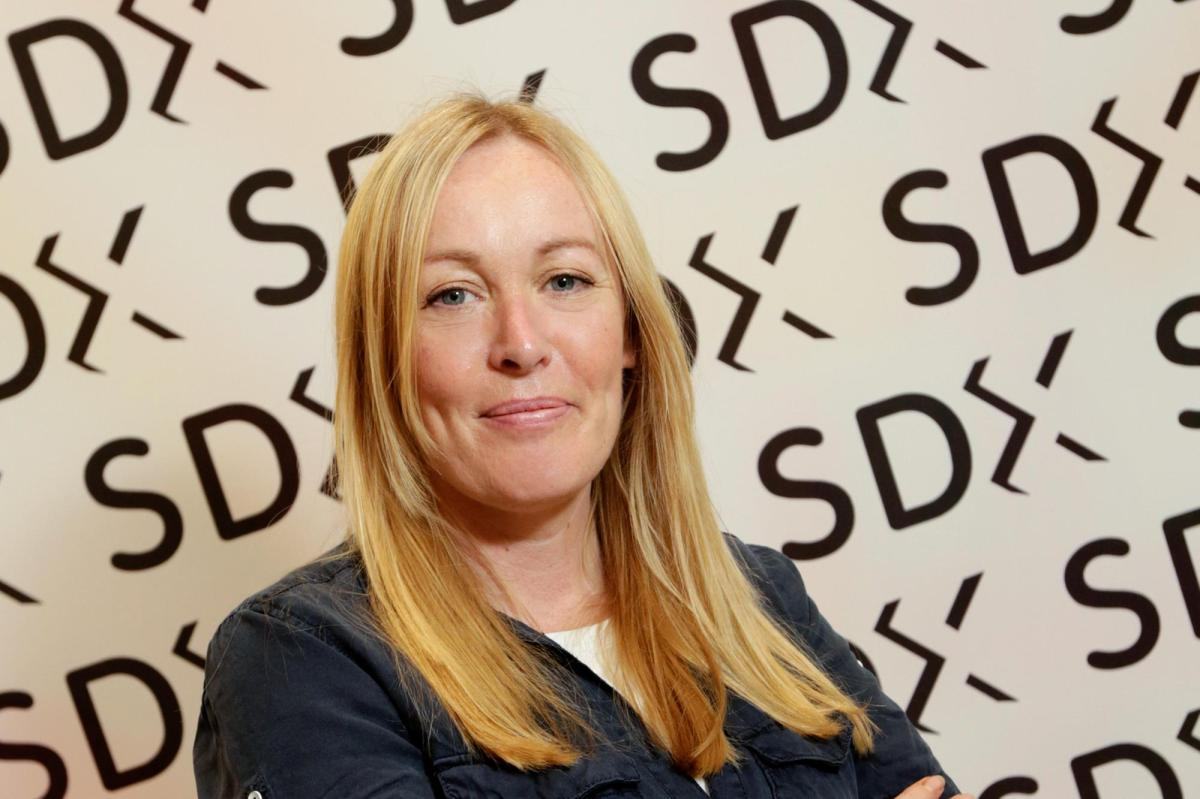 Lynzi Leroy, chief executive of SDX, which has distributed some £3.5 million to 300 artists since it was launched in 2015, said the partnership was a good fit because both companies share the same values.