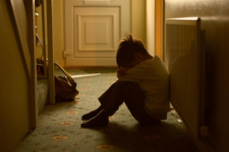 Most victims of child abuse will not volunteer information, so adults need to ask if they notice any warning signs (Picture: Getty Images/iStockphoto)
