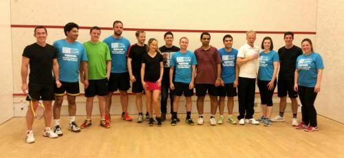 World Squash Day & Scotstoun's Finest