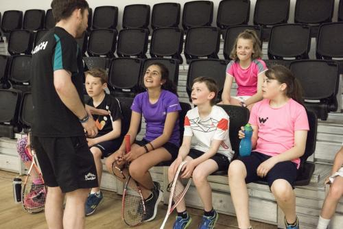Junior Squash Camp 2018