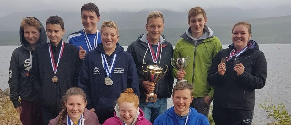 Open Water Winners