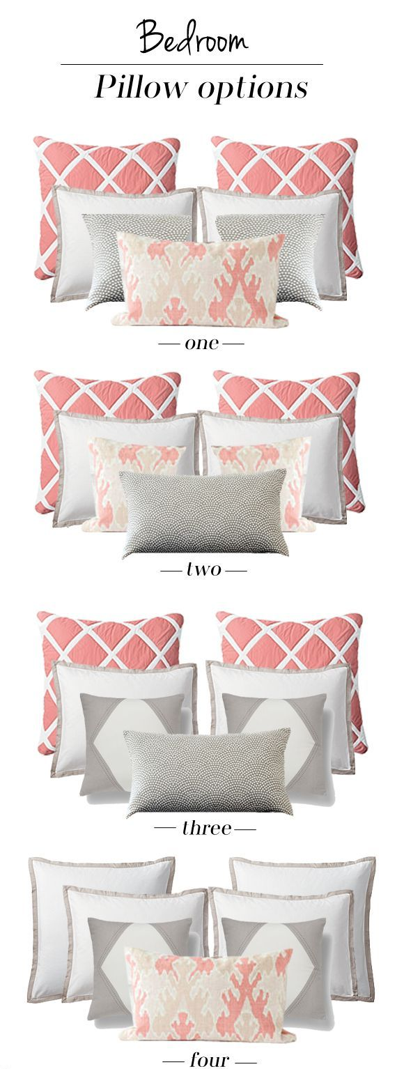 Bed Cushion Styling