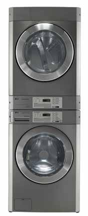 lg20gcwd | lg stacked washer dryer -giant c+ stacked washer/dryer unit