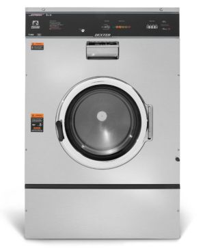 Dexter T-1450 90lb Capacity 6-Cycle On-Premise Washer