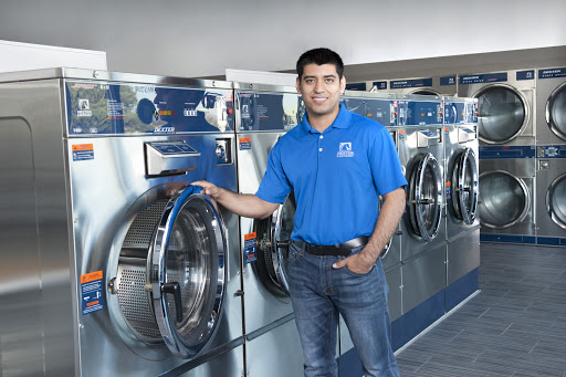 dexter repair man - commercial washer and dryer