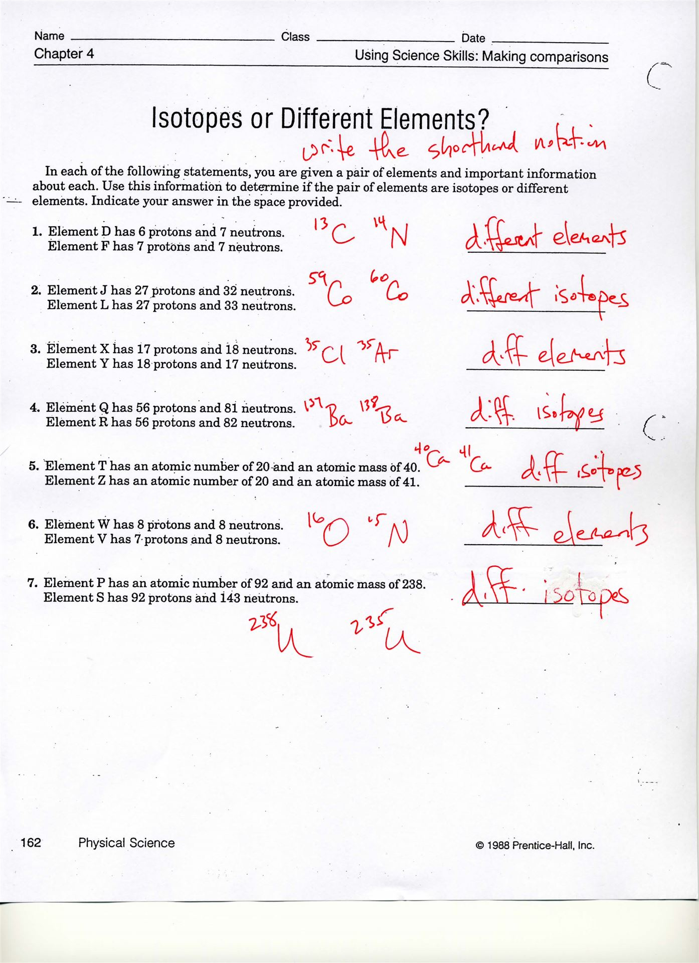 Elements Compounds And Mixtures Worksheet Types Of Matter