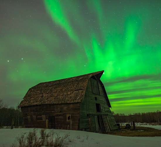 Aurora Borealis Photography - Scott Aspinall