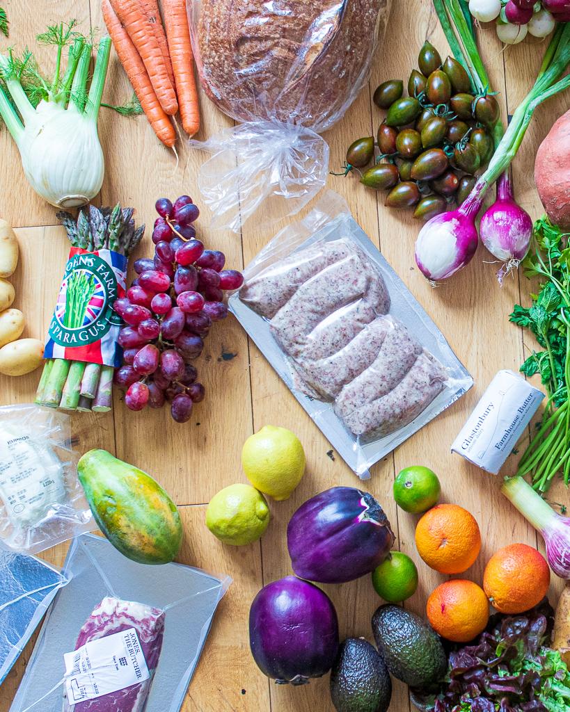 Restaurant Quality Ingredients Delivered