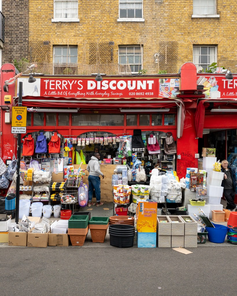 Terry's Discount Deptford