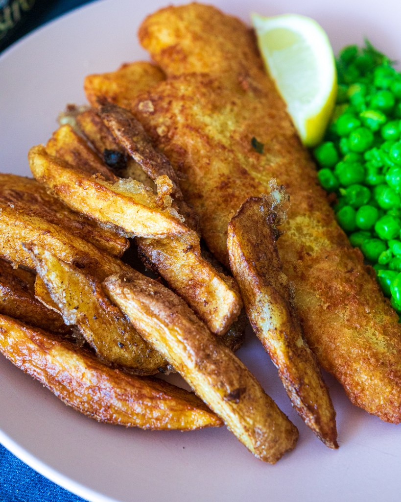 Perfect Salt & Vinegar Chips at Home