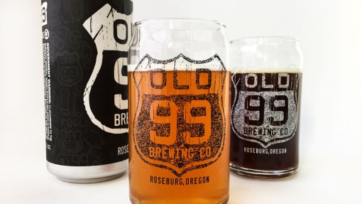 Old 99 Brewing Co. Iconoflage