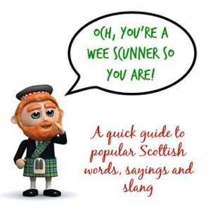 Scottish Sayings Amp Phrases