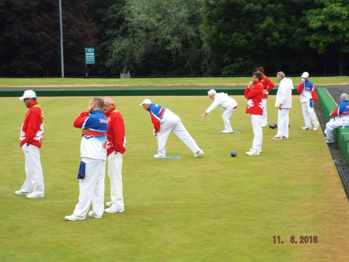 2016 Home Nations Bowls Tournament