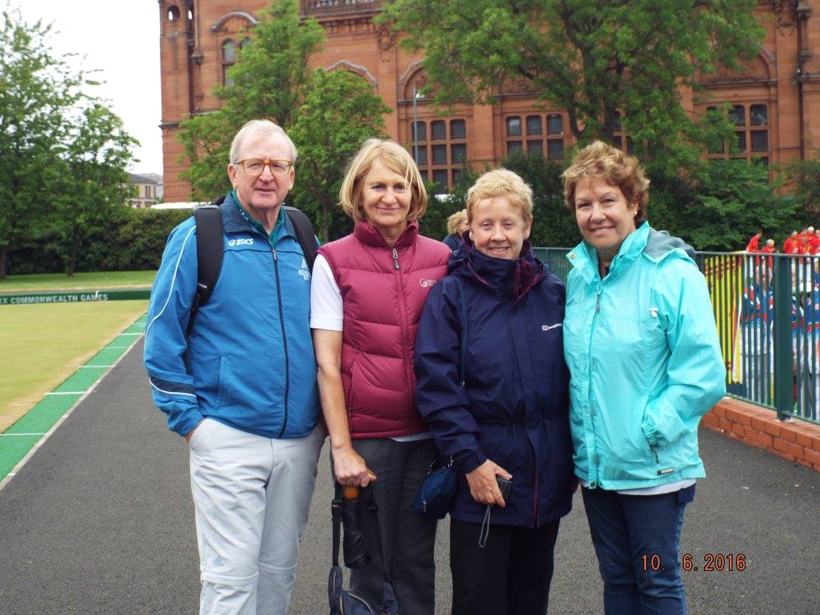 Home Nations Classifiers at Kelvingrove