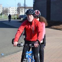 Tandem cycling