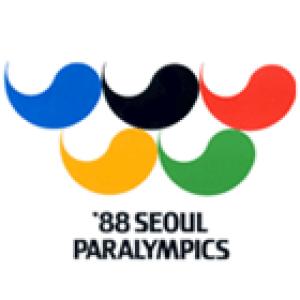 1988 Paralympic Games Logo