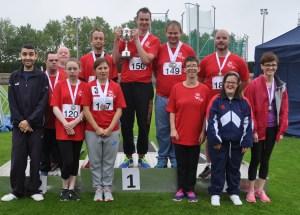 2016 Winners Team Fife