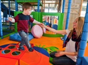 Edinburgh Leisure Soft Play