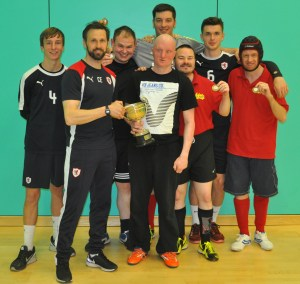 LHSSC Div 1 winners with Raith Rovers