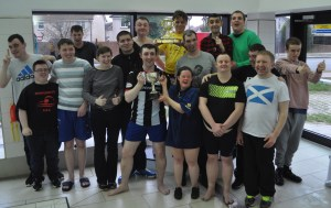 Group photo of West Fife CSS Team