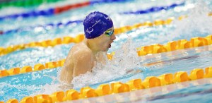 Scott Quin in the IPC World Swimming Championships 2015