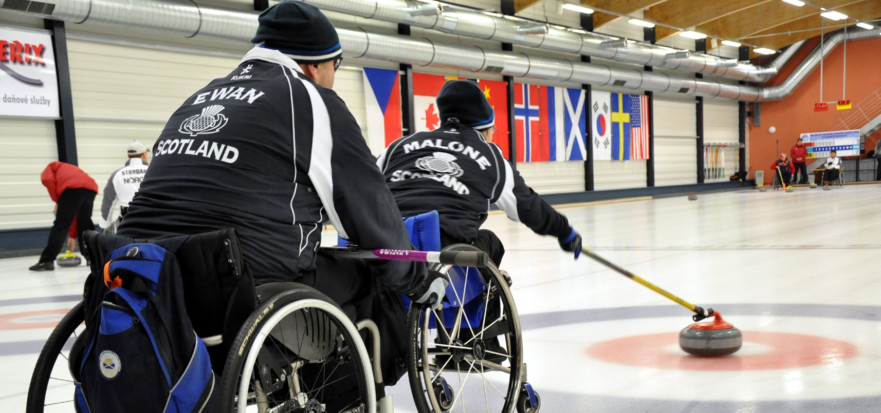 Wheelchair Curling Talent Identification / Transfer Opportunity