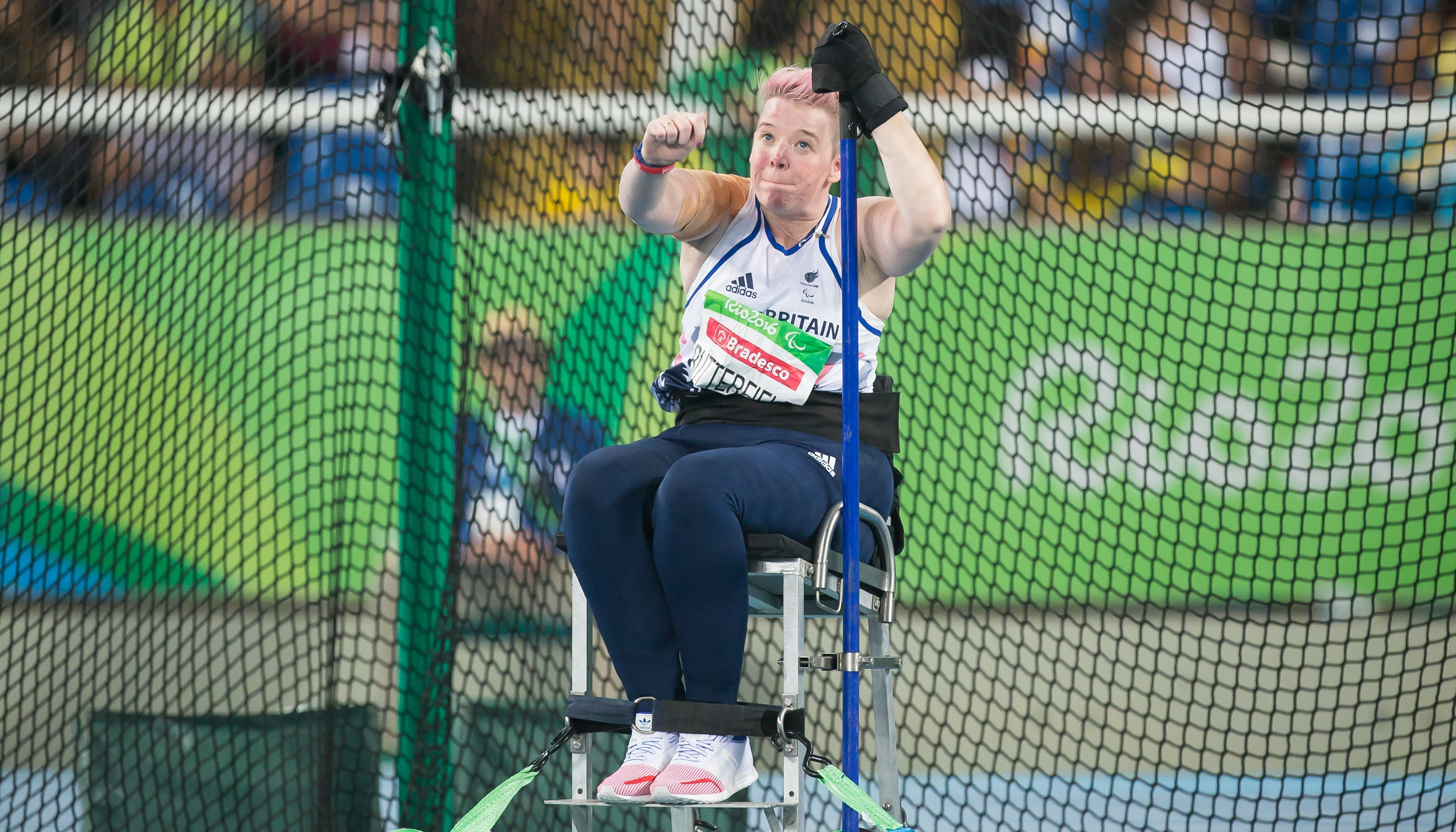 Four Scots Selected for World Para Championships
