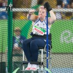 Jo Butterfield at the Rio 2016 Paralympic Games