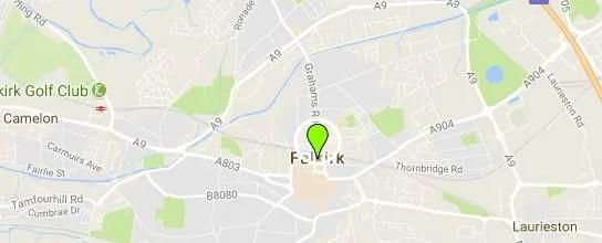 Free Cavity wall insulation Falkirk