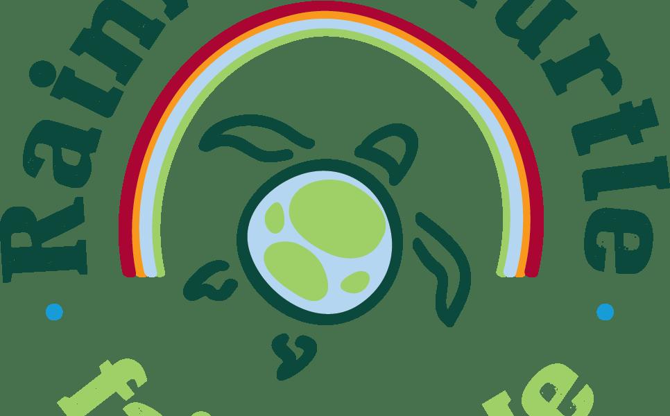 Rainbow Turtle logo